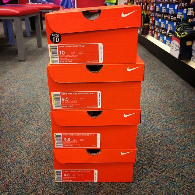 Nike Shopping Spree