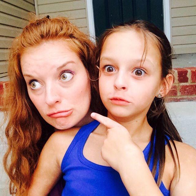 Me & Lexie Selfie