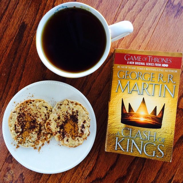 Clash of Kings Book & Breakfast