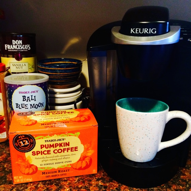 Pumpkin Coffee Keurig