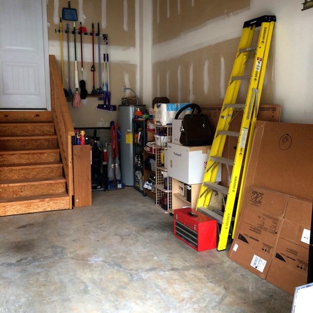 Garage Organized